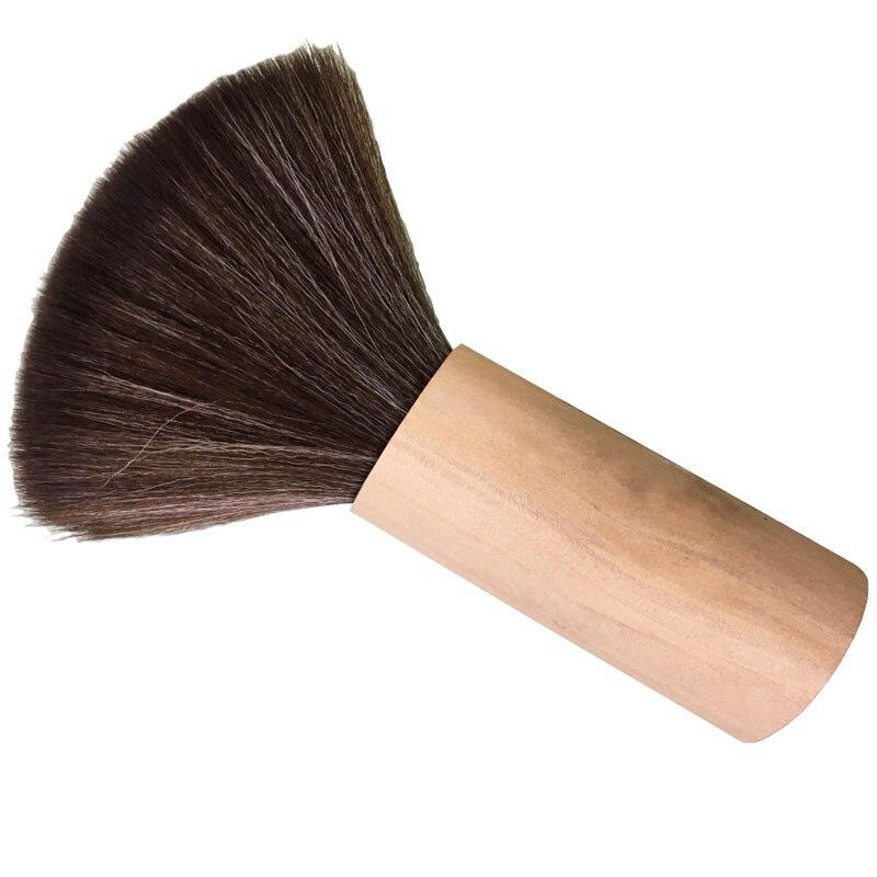 1 Pc Ultra Suave Peluquero De Limpieza Cepillo Para El Cabello