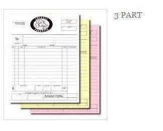 online shop a4 triplicate invoice books print custom carbonless book