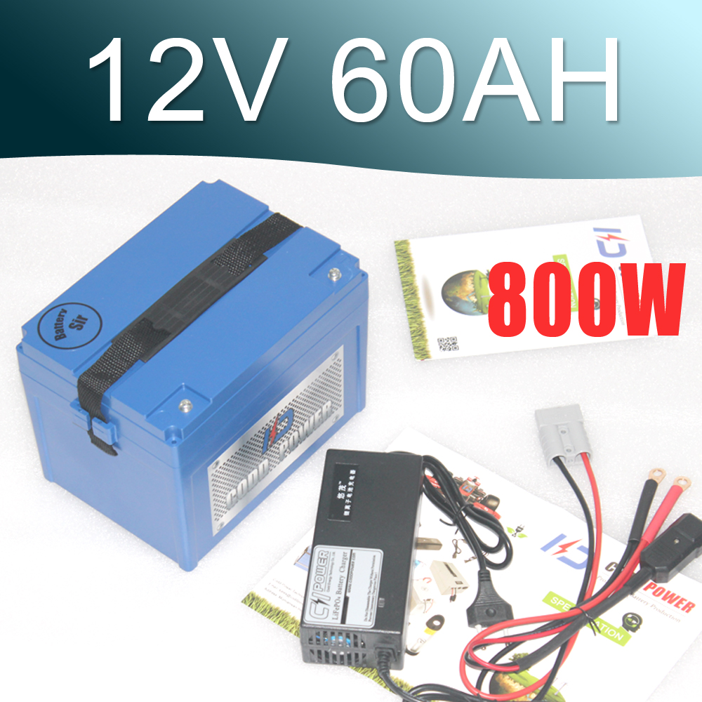 12v 60Ah lithium battery pack Auto Car motorcycle jump starter 800W BMS free customs taxes shipping electric car golf car forklift battery pack 48v 40ah 2000w lithium ion battery storage with 50a bms
