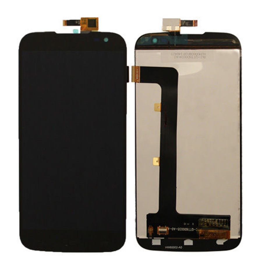 NEW LCD + Touch Screen Digitizer For BLU STUDIO 6.0 HD D650 D650a Black