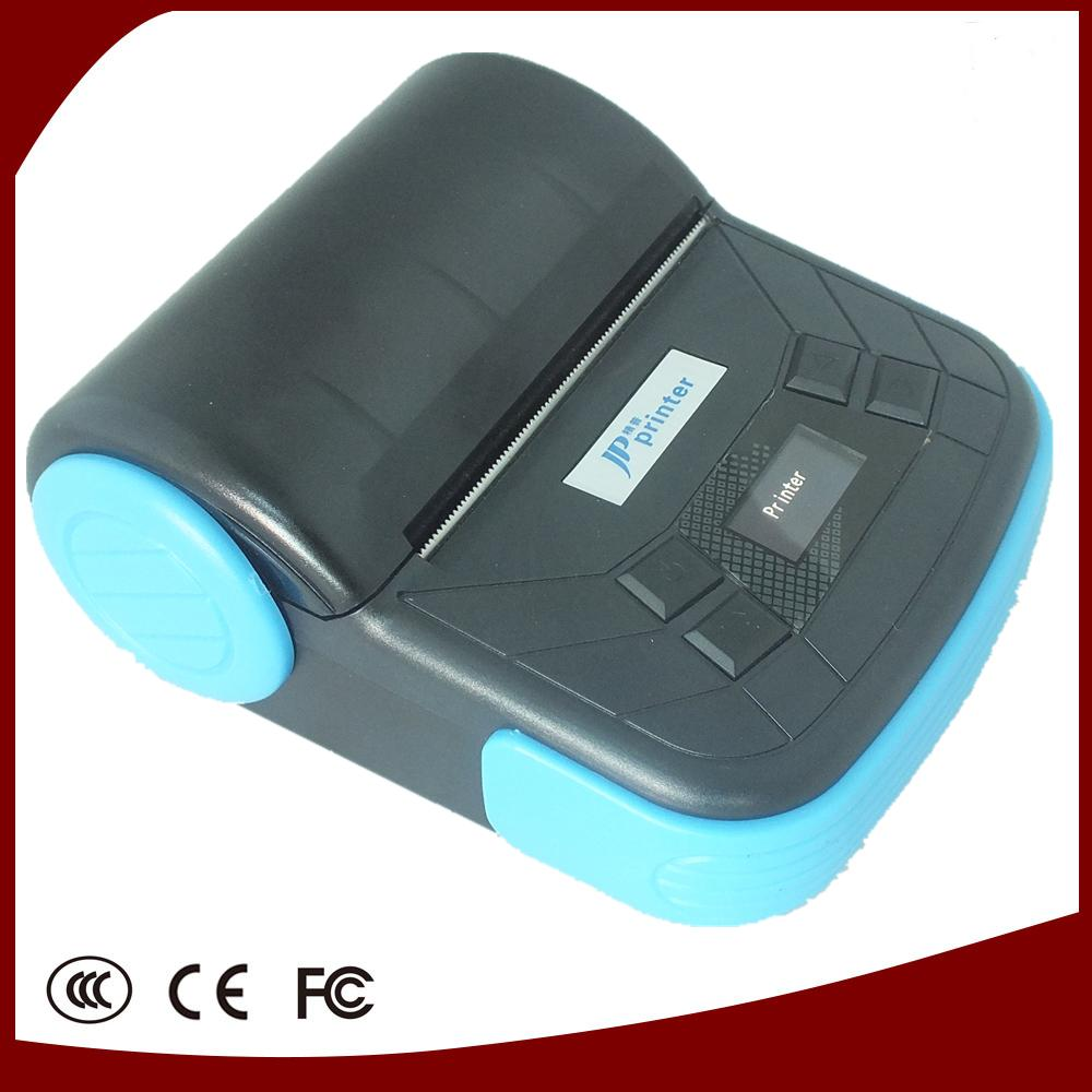 80mm New USB+Bluetooth Support Android printer 80mm mobile printer /Bluetooth printer OLED display