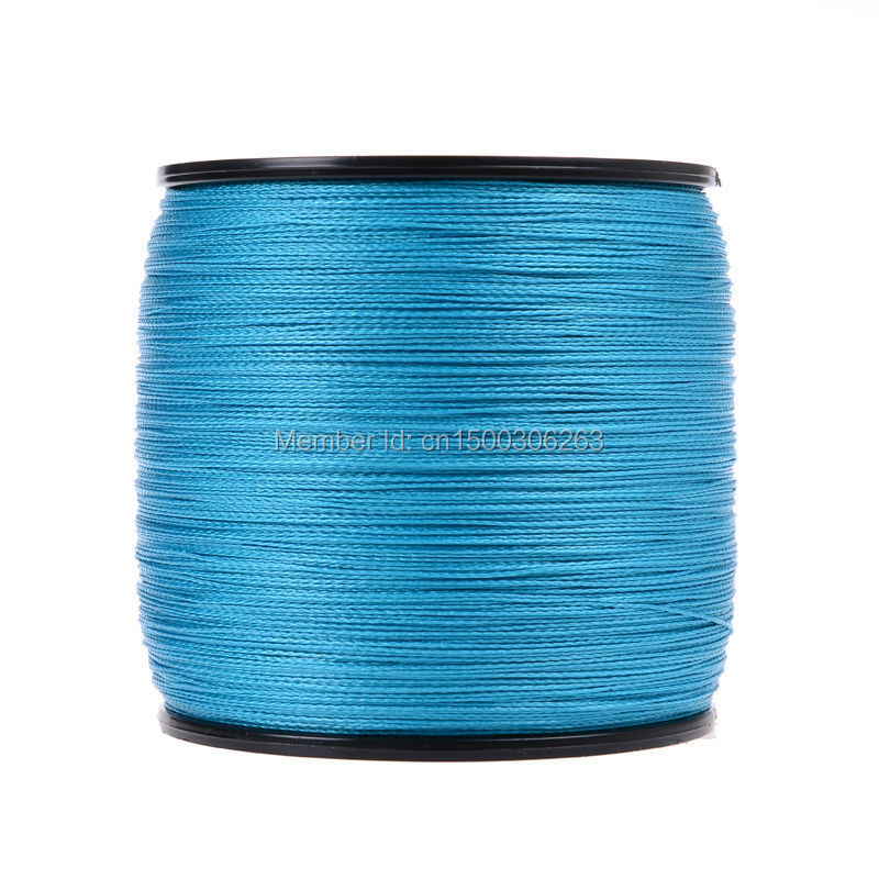 4 strands 1000M blue (1)
