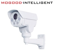 AHD 2MP 1080P Mini PTZ CCTV AHD Camera 2 8mm 12mm 4X Zoom POE BNC IP66