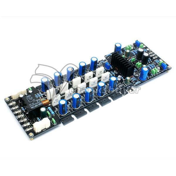 LME49810 Top Audio Power Amplifier Kit Board Mono Amplifier 400W DC Serve  цены