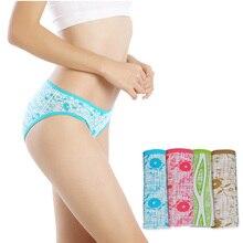 DEWVKV Sexy Seamless Underwear Panties Womens Lace Briefs Thongs Female Comfortable Breathable lingerie 2XL GJK