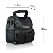 SLR DSLR Камера мешок фото кейс для Canon 750D 1100D 1200d 700D 600D 550D 100d 60D 70D T3i T4i T5 t5i SX510 SX520 SX60 sx50ng