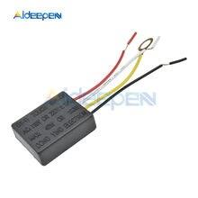AC 220V Lampe Touch Schalter Elektrische Ausrüstung Tisch Licht Teile Auf/off 1 Way Touch Control Sensor Lampe lampe Schalter