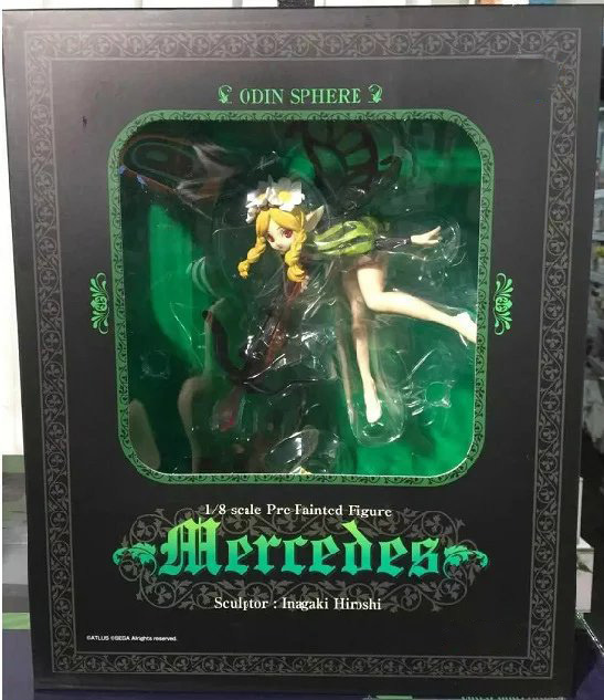 New arrival Odin Sphere Sculptor Inagaki Hiroshi 1/8 Scale Pre-painted Figure Collectible Model Toy with box