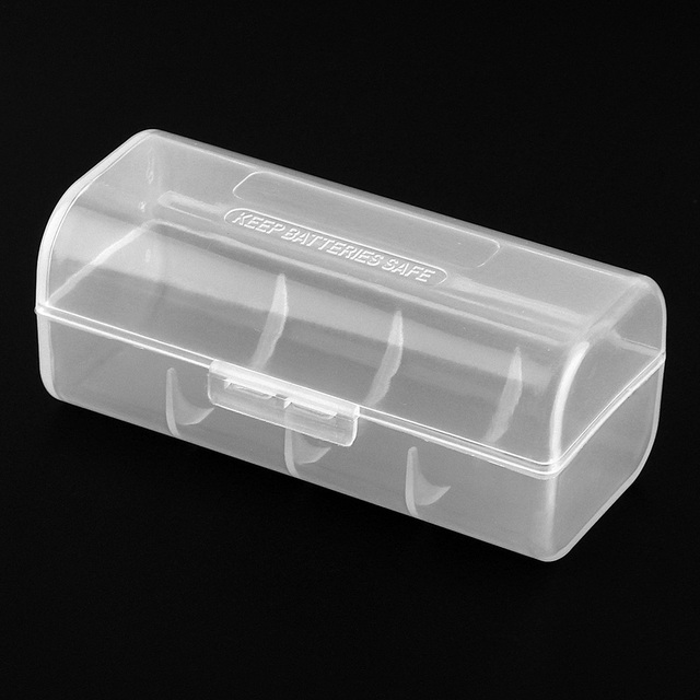 Attrayant Portable Plastic Lithium Battery Storage Box Case Organizer For 26650  Battery Holder Container