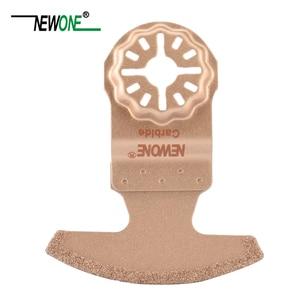 Image 4 - NEWONE 5pcs/set Carbide Saw Blades STARLOCK Starlock for Power Oscillating Tools for Cut Ceramic Tile or Polish Wood Ceramic