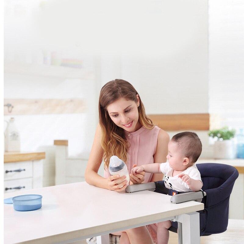 Переносное детское кресло Складное Сиденье слинг Многофункциональный Товары для новорожденных обеденный детское кресло стул для сидения ...