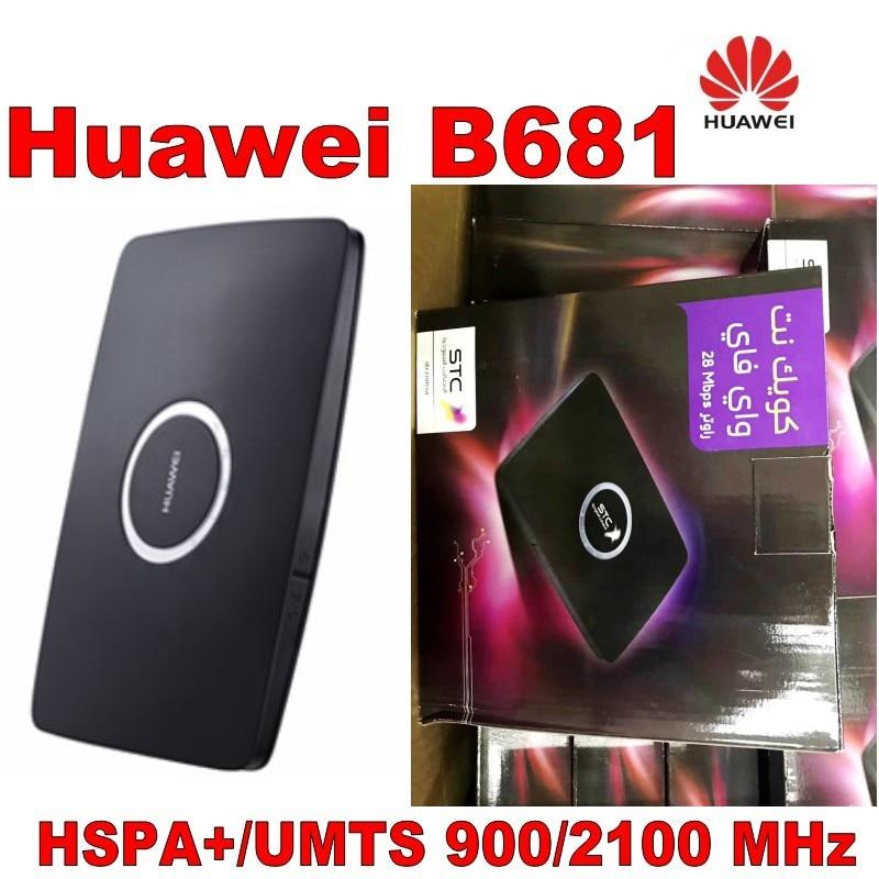 გახსნილი Huawei B681 HSDPA 3G Mibile Broadband Wifi - ქსელის აპარატურა - ფოტო 5