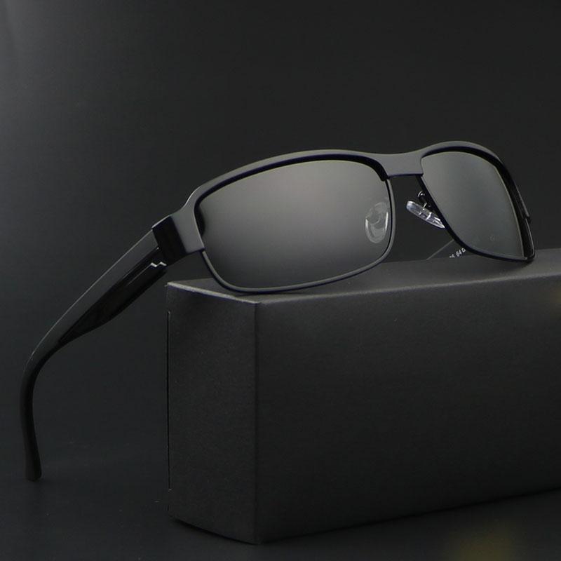 Versized Men Polarized Sunglasses 2017 Male Brand Designer Sun Glases Lentes font b Mujer b font