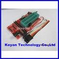 Microcontrolador PIC/sistema mínimo board/desenvolvimento/programador universal assento ICD2 kit2 KIT3 PARA PICKIT 2 PICKIT3