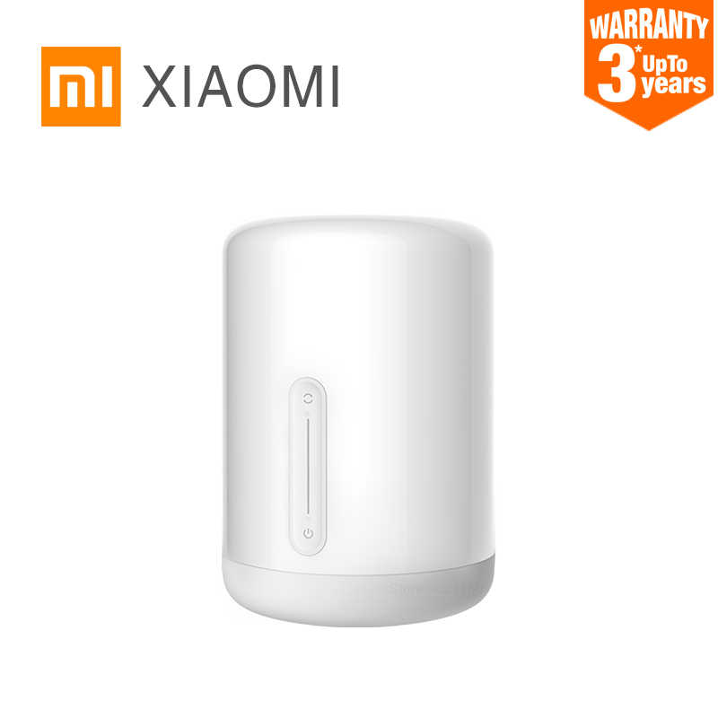 Xiaomi Mijia Bedlampje 2 MJCTD02YL Smart Led Tafellamp Indoor Night Lights Slaapkamer Bureaulamp App Touch Voice Control