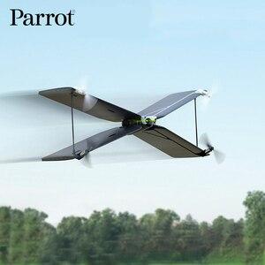 Image 1 - Original New Parrot Altalena Mini Macchina Fotografica Drone/Quadcopter con Flypad X wing Orizzontale Verticale Velivoli di Controllo A Distanza