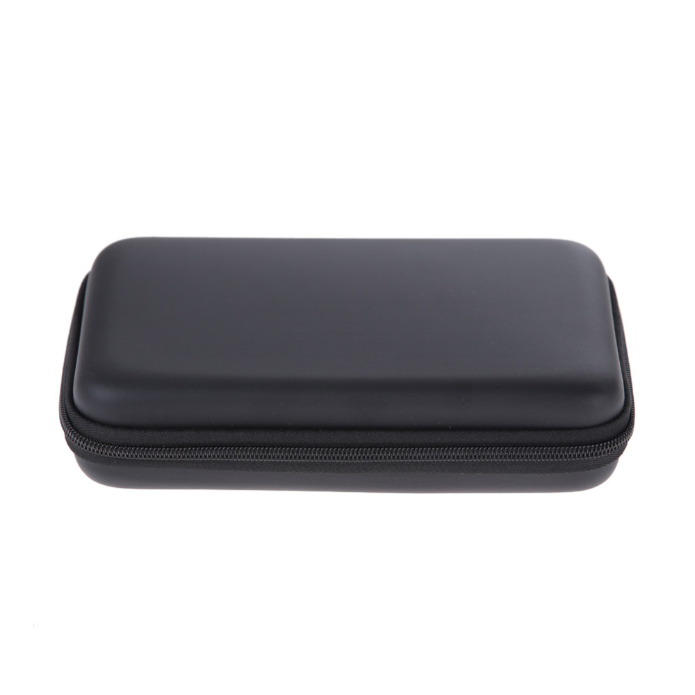 Hot Sale Black EVA Skin Carry Hard Case Bag Pouch With Strap For Nintendo For 3DS