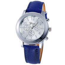Fashion Girls Watches Luxury Retro Leather Band Analog Quartz Wrist Watch Ladies Bracelet Hour relogio feminino montre femme