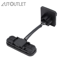 AUTOUTLET Tailgate Switch Release Boot Opening Button Black For Opel 12 40 807 1240807 Generl Motors