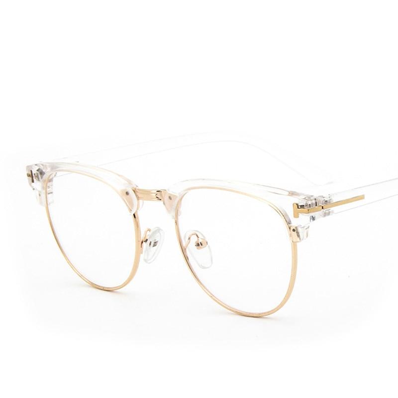 Μεταλλικά μισά πλαίσια Γυαλιά - Αξεσουάρ ένδυσης - Φωτογραφία 3