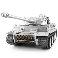 Henglong 1/16 Upgraded Full Metal German Tiger I RTR RC Tank 3818 Pro Model TH05247