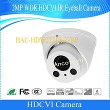 Бесплатная доставка Dahua Видеонаблюдения Камера 2MP водонепроницаемые WDR ИК HDCVI купольная Камера безопасности Камера IP67 без логотипа HAC-HDW2221R-Z-DP