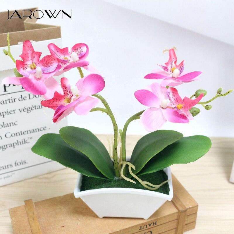 Маленький цветочный набор с искусственными растениями для свадьбы