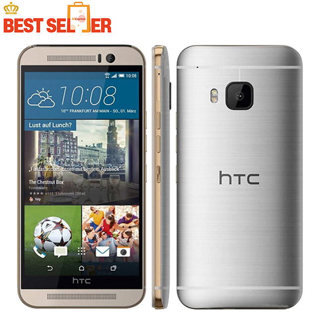 Original Unlocked ONE 4G LTE Mobile Phones HTC Octa-core 32GB ROM 3GB RAM 20MP Camera