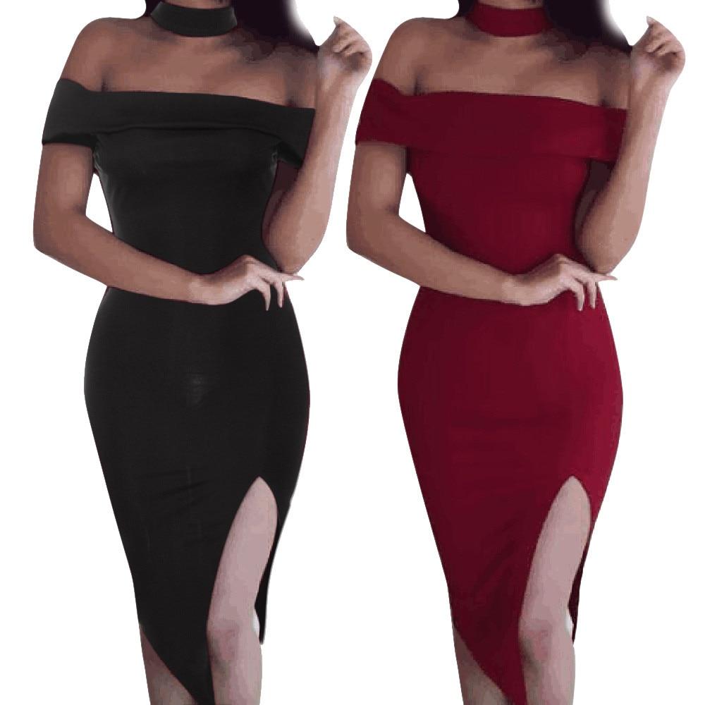 2017 Sweetheart Neckline High Quality Women Summer Halter Off Shoulder Mini Dress Beach Sexy Party Dress