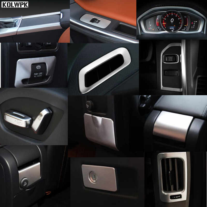 Detail Feedback Questions About Car Styling Interior Trim Air