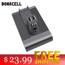 Bonacell 22.2V 2200mAh DC31 DC31A Battery for Dyson DC31 DC34 DC35 DC44 DC 45 Animal Handheld Vacuum Cleaner L30 цена и фото