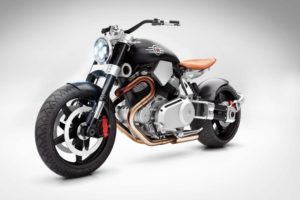MOTORCYCLE superbike custom bike motorbike racer KD498 Living room home wall art decor wood frame fabric posters prints