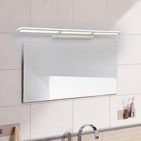 40cm 60cm 80cm 100cm 120cmStraight Type Bathroom Wall Light Mirror Front Lamp LED Wall Light Wall