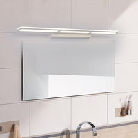 40cm 60cm 80cm 100cm 120cmStraight Type Bathroom Wall Light Mirror Front Lamp LED Wall Light Wall