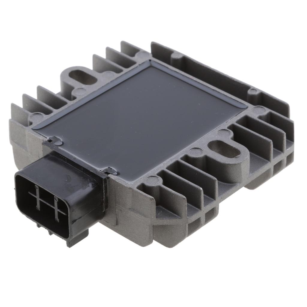 Image 5 - 1 Pcs Voltage Regulator Rectifier Replacement For Kawasaki EX250/EX300/ ER400/ER4N/ER4F Etc 3.74* 3.07*0.98 Inch-in Motorbike Ingition from Automobiles & Motorcycles
