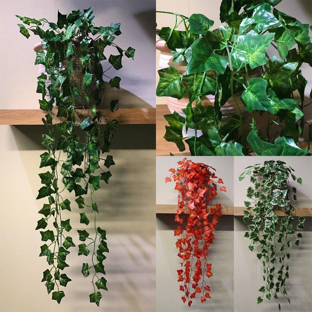 Artificial Trailing Ivy Garlands Vine Plant Garden Wedding Outdoor