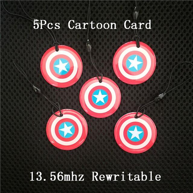 5 cartoon keys 22