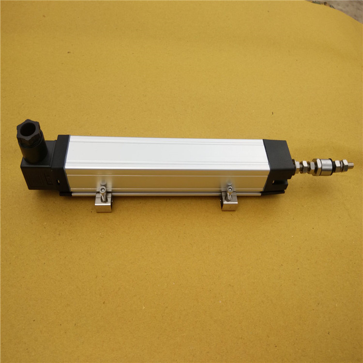 US $19 09 33% OFF|Rod electronic scale linear displacement transducer KTC  75mm KTC75 KTC 75 displacement sensor for injection machine-in Throttle
