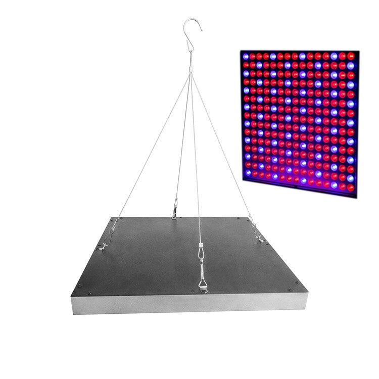 LED élèvent la lumière 45 w Plein Spectre pour Serre Intérieure grandir tente plantes poussent led lumière