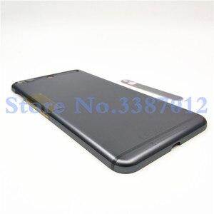 Image 3 - الأصلي 5.5 بوصة غطاء البطارية الخلفي الإسكان الغطاء ل HTC واحد X9u X9 عودة غطاء البطارية الباب الإسكان الخلفية حالة مع شعار