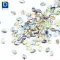 Blueness Natural Glitter Gems Accessories Nail Art 3D 10pcs/lot Stones for Nail Supplies Nails Decorations Stud  PJ330