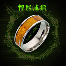 New Intelligent Ring NFC Multifunctional Water-Resistant Magic Robot Windows