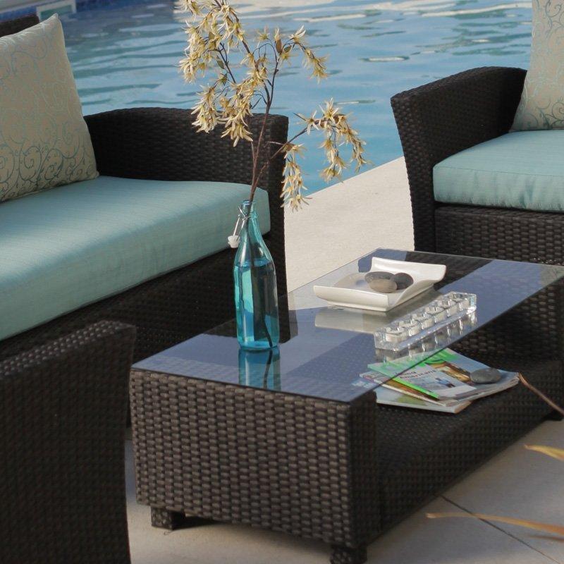 Online Shop Delphi All Weather Patio Furniture Wicker Chat Set | Aliexpress  Mobile