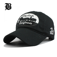 FLB 2017 Spring Casual Baseball Cap Snapback Hats Casquette Bone Cotton Hat For Men Women
