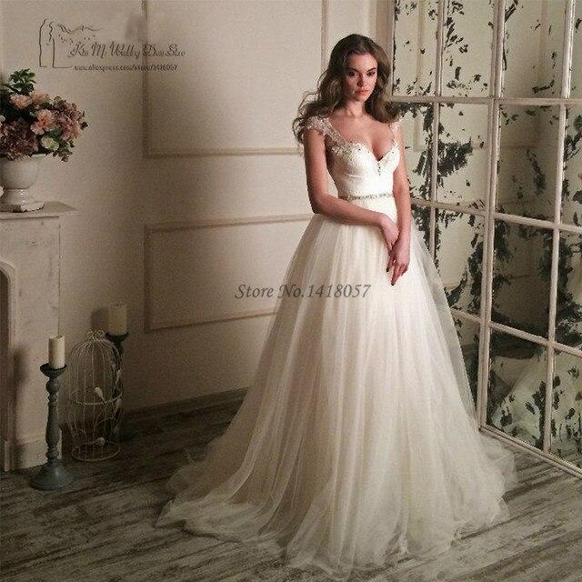146 02 Sexy Style Grec Backless Robes De Mariee En Dentelle De Mariage Civil Robes D Ete Robe De Mariee 2017 Perlee Robes De Noiva Casamento Dans