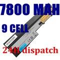 7800 мАч НОВЫЙ 9 ячеек батареи Ноутбука U160 U165 S10-3 S10-3S M13 S205 L09M6Y14 S100 S110 L09M3Z14 L09S3Z14