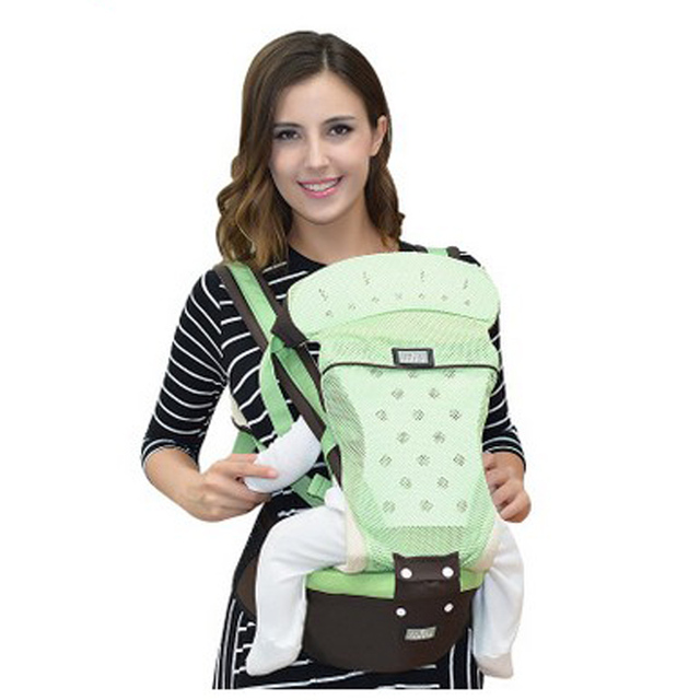 UUMU Top Quality ergonomic Baby carrier Sling Wrap Infant Carrier Baby Suspenders Classic Baby Backpacks 0-48M Kids Carriage