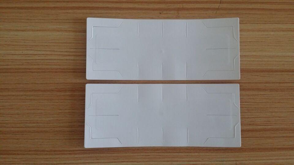 UHF RFID Windshield Adhesive Tag for Car parking Self adhesive tags