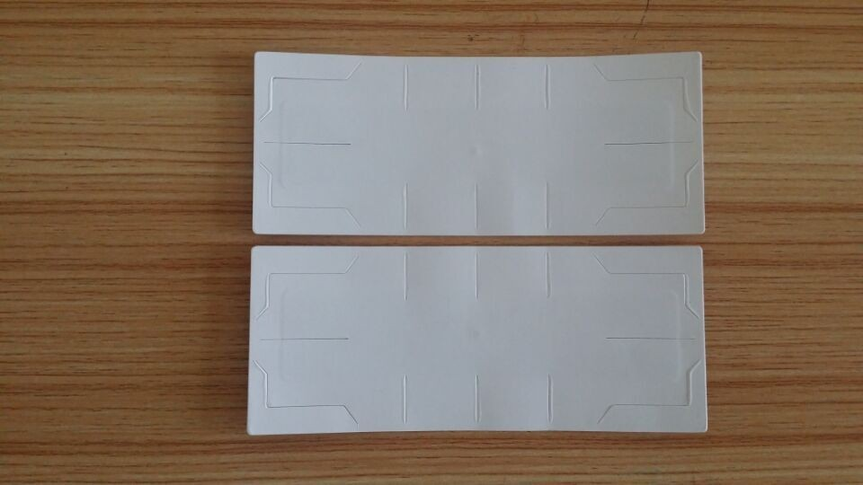 UHF RFID Windshield Adhesive Tag For Car Parking- Self-adhesive Tags