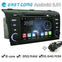 Pure Android 6.0 Car DVD for Mazda 3 2004 2005 2006 2007 2008 2009 With Octa Core Radio Bluetooth Rear View Camera